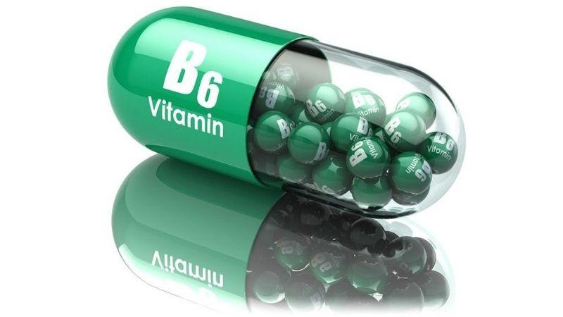 Vitamin B6 còn được biết đến với tên Pyridoxine