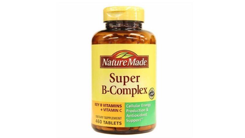 Vitamin B Nature Made Super B-Complex
