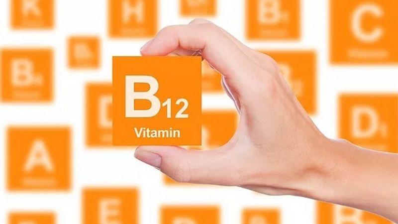 B12 duy trì nguồn năng lượng cho cơ thể