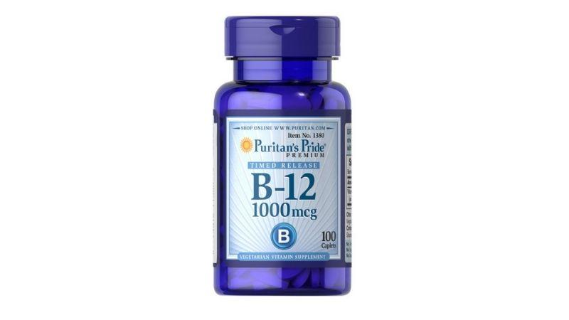 Puritan's Pridecung cấp vitamin B12