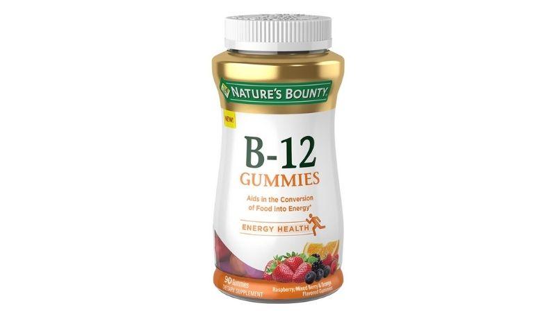 Kẹo dẻo bổ sung vitamin B12