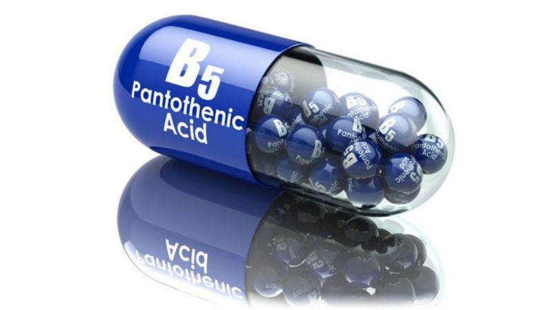 B5 tăng cường chuyển hóa các chất trong cơ thể