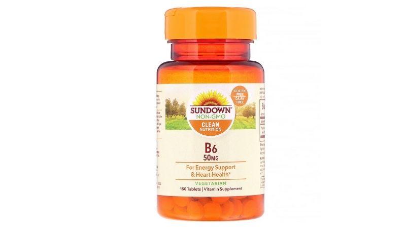 Chăm sóc sức khỏe bằng viên uống Sundown