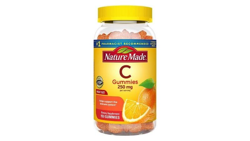 Nature Made vitamin C được nhiều người yêu thích