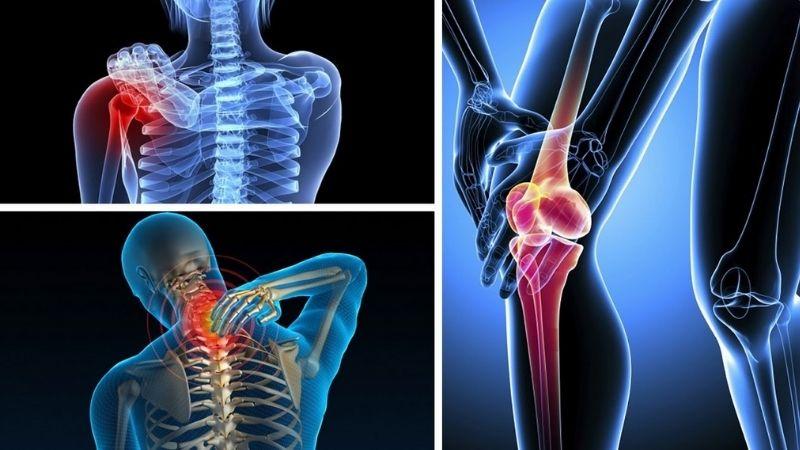 Tăng cường chắc khỏe xương bằng vitamin D