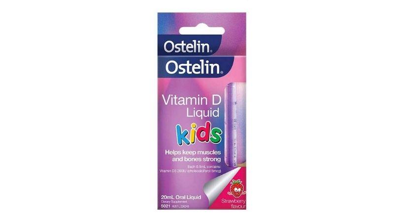Ostelin vitamin D được đánh giá rất tốt