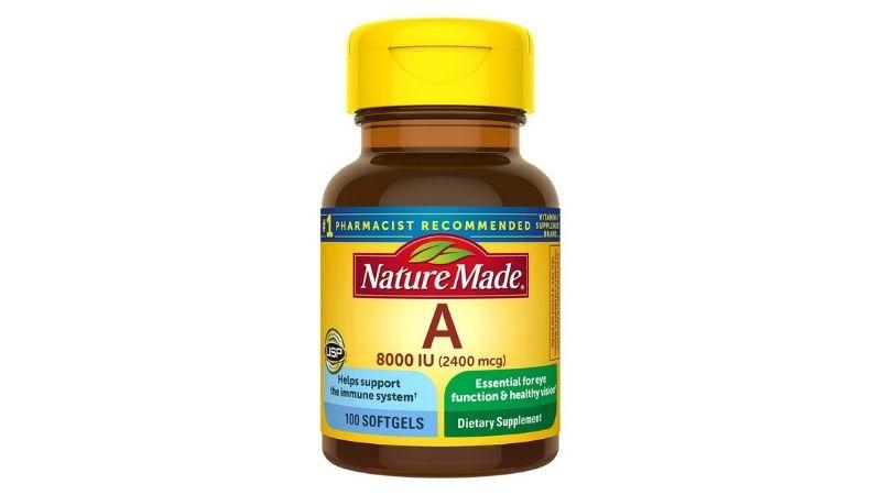 Bạn có thể sử dụng viên uống Nature Made