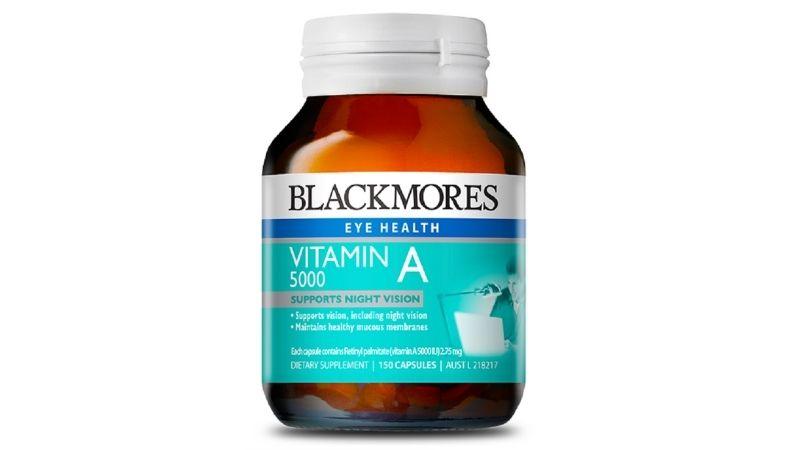 Sản phẩm Blackmores được nhiều người tin dùng