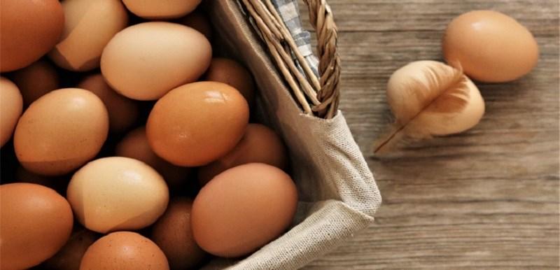 Trứng là thực phẩm rất giàu vitamin A
