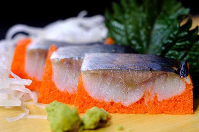 Cá trích là thực phẩm có nhiều vitamin A