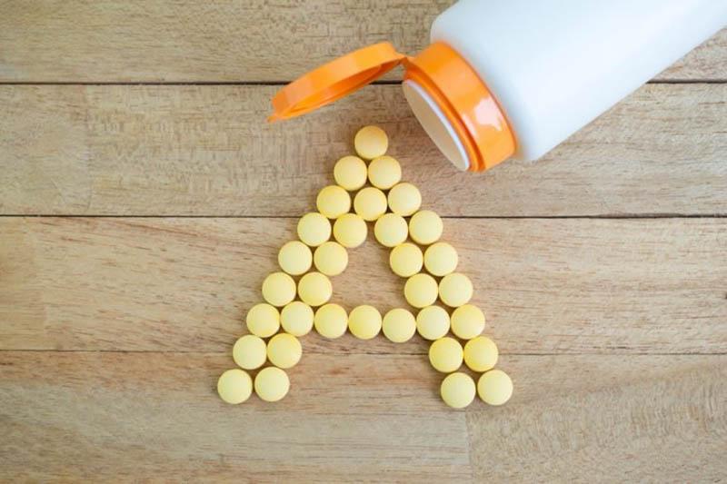 Cẩn trọng khi dùng vitamin A cho phụ nữ mang thai hay đang cho con bú