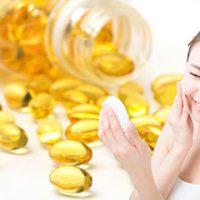 dưỡng da bằng nguồn vitamin