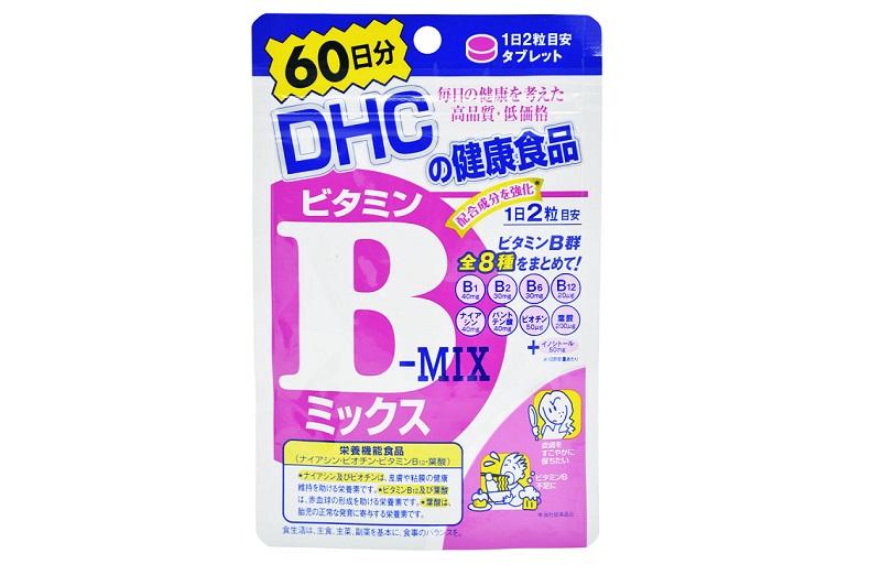 Viên uống bổ sung vitamin B tổng hợp DHC