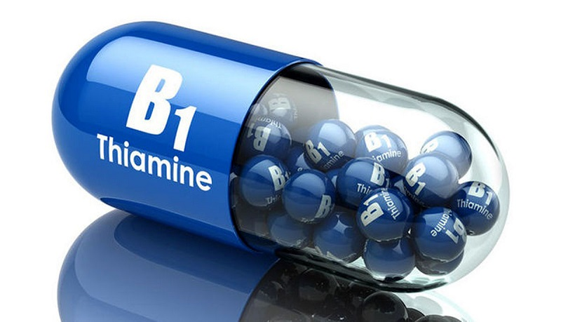 Vitamin B1 tham gia trực tiếp vào quá trình chuyển hóa tạo ra năng lượng