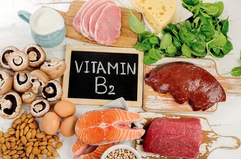 Những thực phẩm chứa nhiều dưỡng chất Riboflavin