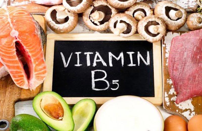 Pantothenic Acid có nhiều trong những thực phẩm bổ sung hằng ngày