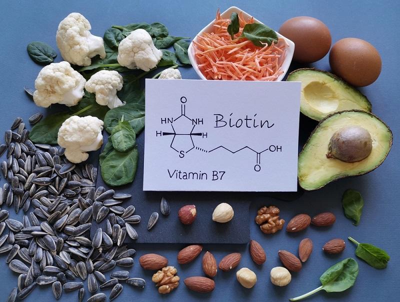 Biotin giúp con người luôn trong trạng thái khỏe mạnh, giàu năng lượng