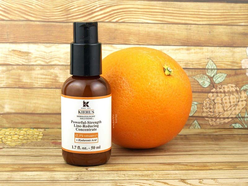 Kiehl's Powerful - Strength Line- Reducing Concentrate 12,5% vitamin C