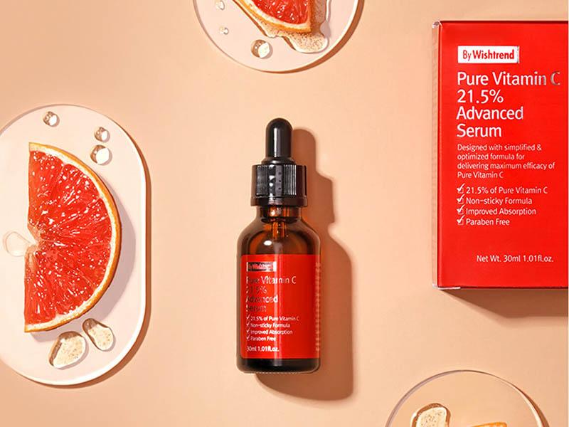 Pure Vitamin C 21.5 Advanced Serum bôi da