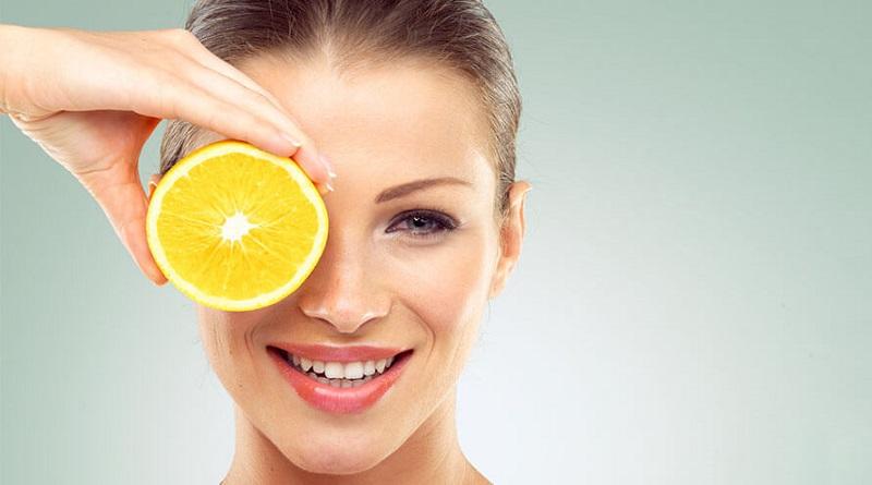 Sinh tố C rất hữu ích cho sức khỏe làn da, mái tóc