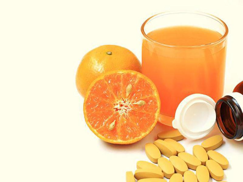 Thực phẩm chức năng chứa vitamin C của Đức được đánh giá cao về chất lượng
