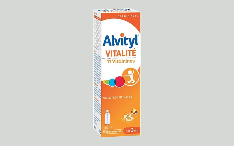 Sản phẩm chứa vitamin C Pháp Avityl 11 Vitamin