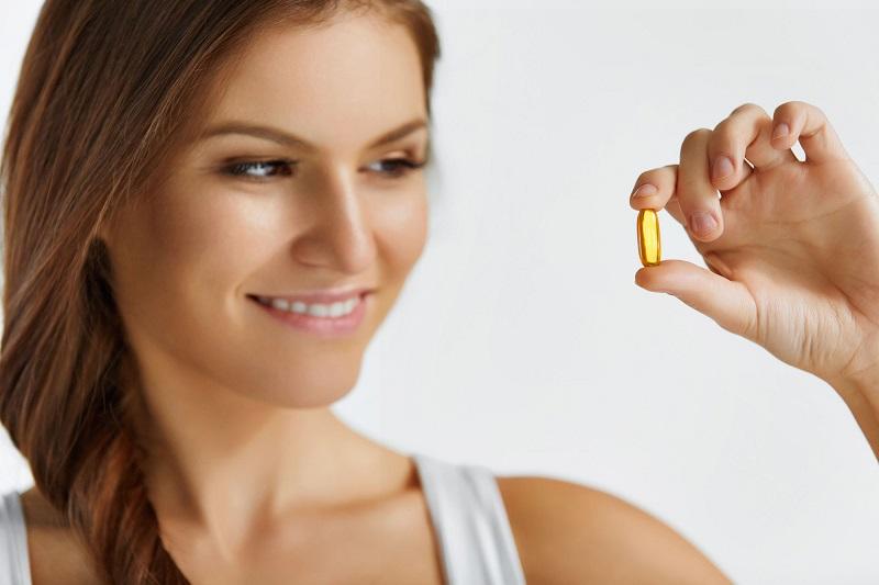 Nên uống vitamin e đúng theo liều lượng được hướng dẫn