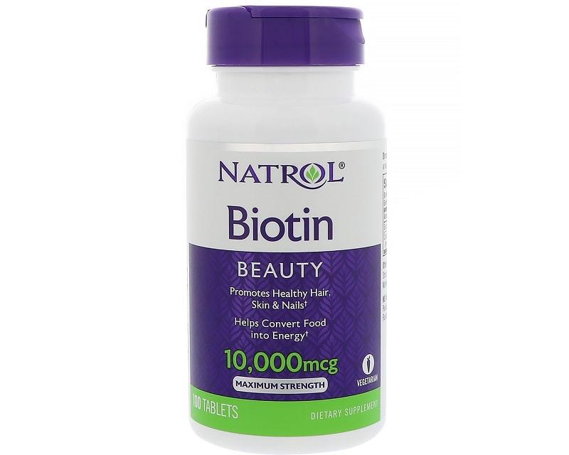 Biotin 10000mcg Maximum Strength
