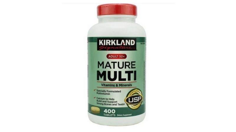 Sản phẩm bổ sung vitamin tổng hợp của Kirkland