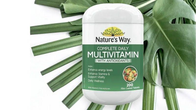 Vitamin của Úc được nhiều người ưa chuộng sử dụng