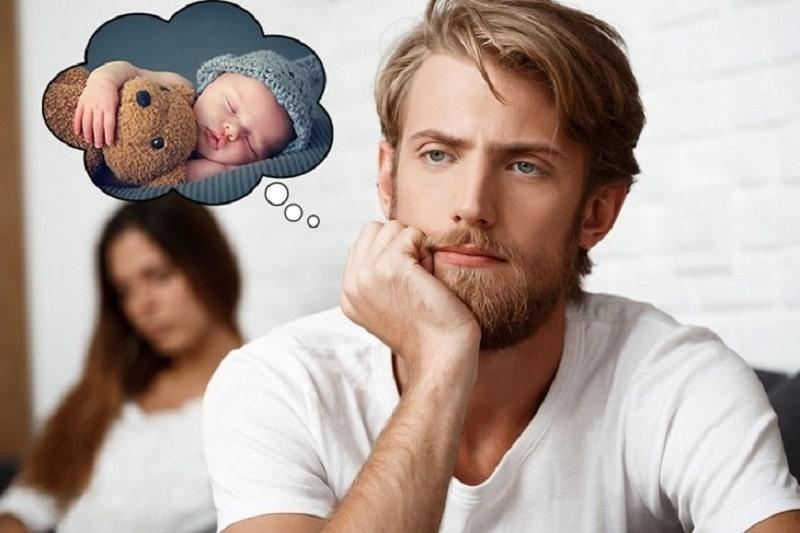Yếu sinh lý có con hay không còn phụ thuộc vào nhiều yếu tố