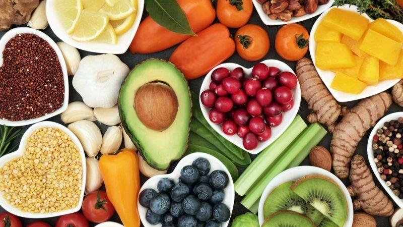 Các thực phẩm giàu vitamin và khoáng chất đem đến cho bạn một làn da đẹp