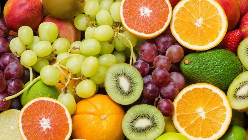 Bị mụn bọc nên ăn gì - Bổ sung nhiều trái cây đặc biệt là các loại quả mọng nước