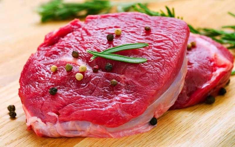 Bổ sung nhiều hải sản, các loại thịt đỏ để tăng hàm lượng kẽm trong cơ thể đẩy lùi tình trạng mụn bọc