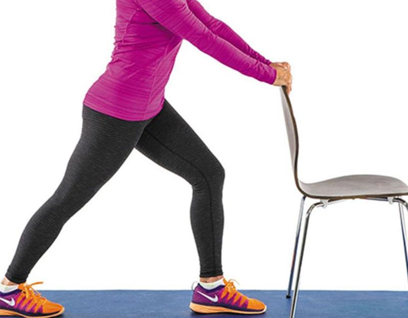 Bài tập kéo giãn cơ bắp chân