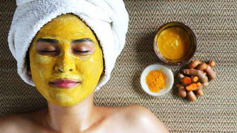 Nghệ từ lâu đã được biết đến là nguyên liệu tự nhiên giúp làm đẹp da cho phụ nữ