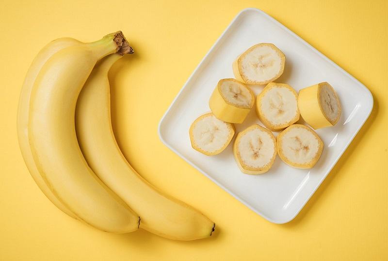 Chuối là loại quả chứa hàm lượng giá trị dinh dưỡng rất cao
