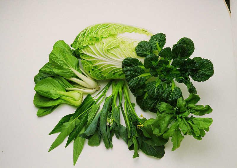Nên bổ sung rau xanh vào bữa ăn để tốt cho hệ tiêu hóa