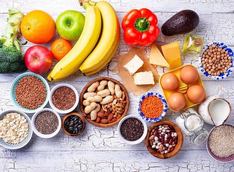 Hãy cung cấp đủ dinh dưỡng để cơ thể luôn khỏe mạnh.