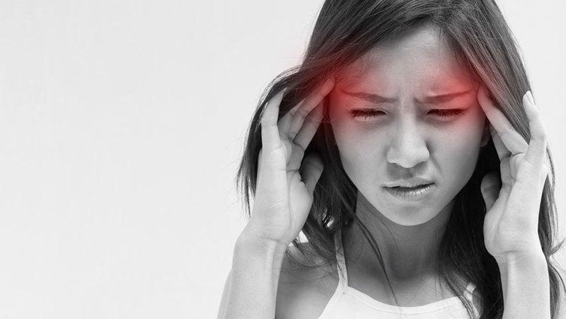 Đau đầu sau khi ngủ dậy do nằm sai tư thế