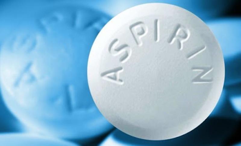 Aspirin giúp điều trị đau nửa đầu, giảm đau ở mức độ nhẹ như đau cơ, đau răng