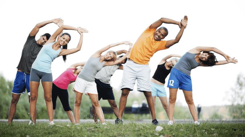Tham gia vào các hoạt động thể chất vừa sức sẽ giúp bạn phòng ngừa nhiều bệnh.