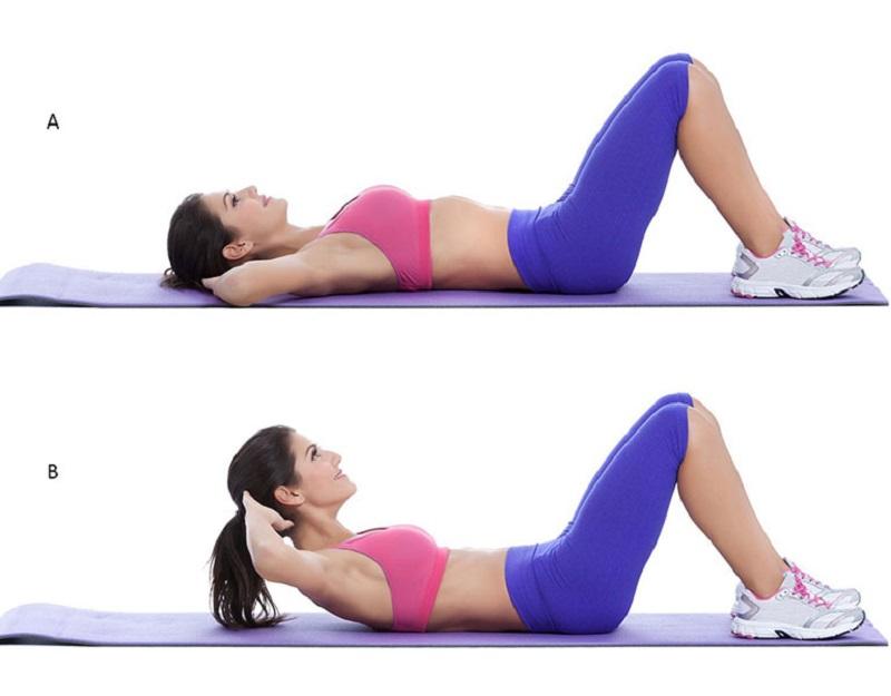 Khi bị đau vai gáy cần tập luyện đúng kỹ thuật với tần suất vừa phải để tránh chân thương và mất sức