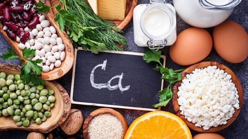 Các thực phẩm giàu canxi rất cần thiết cho người bị bệnh về xương khớp