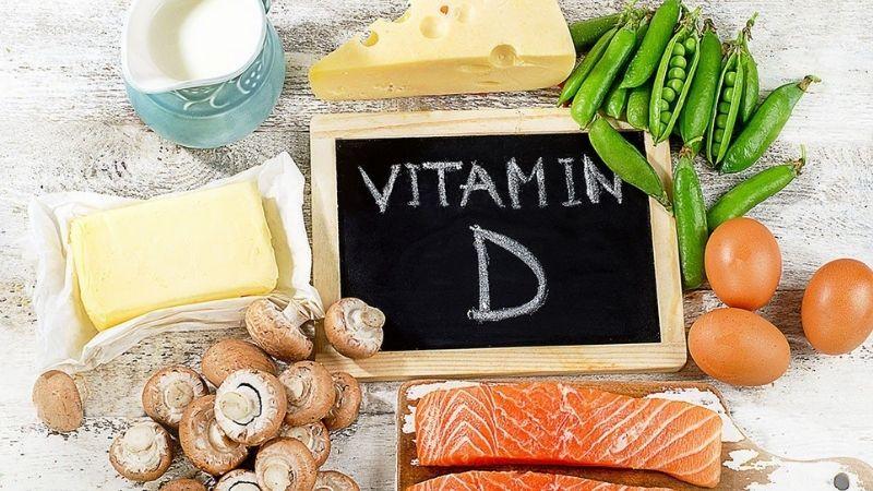 Bạn nên ăn thực phẩm giàu vitamin D