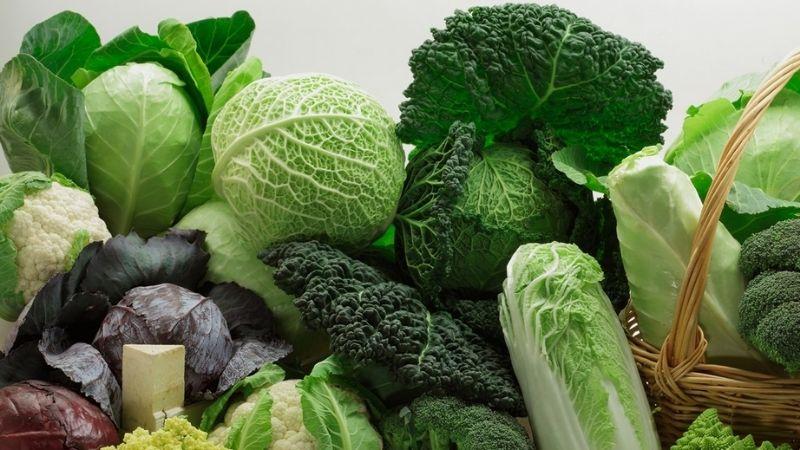 Tăng cường bổ sung rau xanh