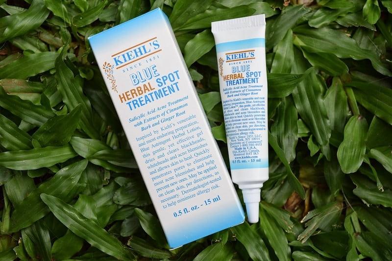 Kiehl's Blue Herbal Spot Treatment là sản phẩm cao cấp của Mỹ