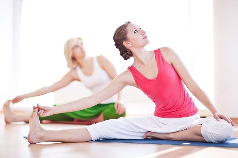 Các bài tập yoga giúp các khớp hoạt động dẻo dai, linh hoạt