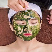 Sử dụng mặt nạ trị mụn sưng đỏ mang lại tác dụng tốt