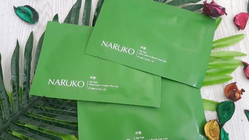 Naruko là miếng mặt nạ được sử dụng rất phổ biến